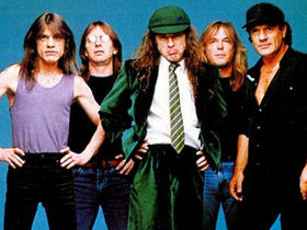 "AC/DC: ""We're just behind The Beatles"""