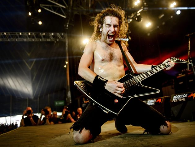 Airbourne's ten greatest riff-makers