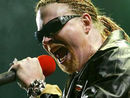 Guns N' Roses' Axl Rose one of world's worst hotel guests