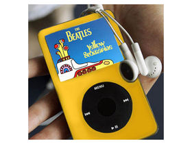Beatles iPod on the way