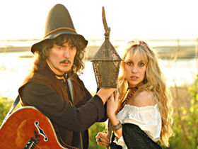 Ritchie Blackmore still lost in Medieval Times