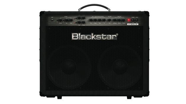 Bring the rock with Blackstar's new all-valve Metal range