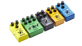 SUMMER NAMM 2013: Blackstar announces LT pedal range