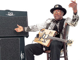 Rock pioneer Bo Diddley dies at 79