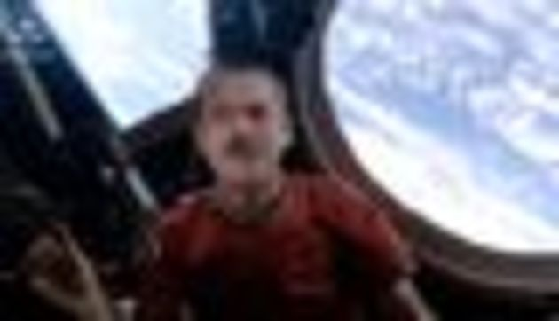 Ever played a gig on the International Space Station? Commander Chris Hadfield has...