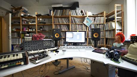 Lindstrom studio