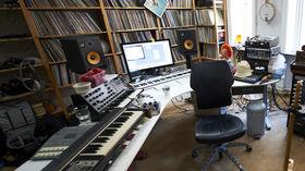 In pictures: Lindstrøm's Oslo studio