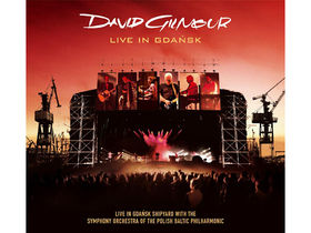 David Gilmour announces double live CD and DVD