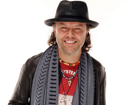 Lars Ulrich talks cocaine, Oasis and Megadeth