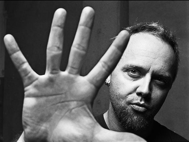 Lars Ulrich: This hand won't drum for Purple