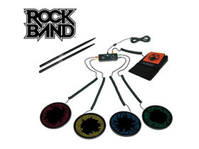 Mad Catz launches porta-drums for Rock Band