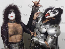 KISS rockers clash over reality show