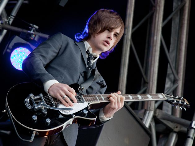 Josh McClorey, The Strypes