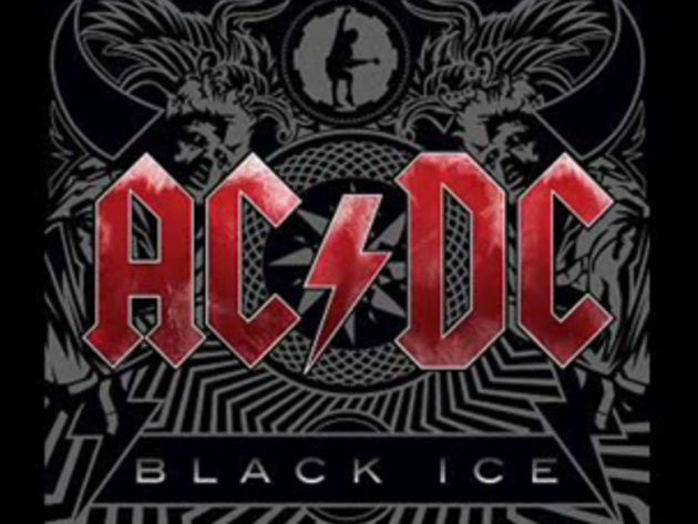 AC/DC are Back in Black...Ice
