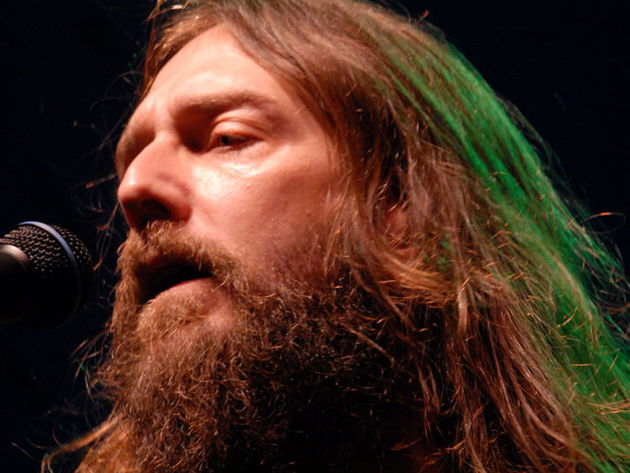 The Black Crowes' Chris Robinson: jealous of Gretchen Wilson's hit?