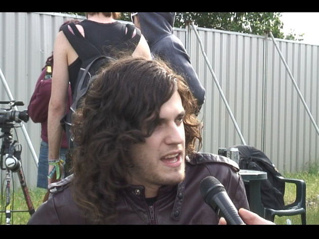 Fall Of Troy's Thomas Erak interviewed at Download 2008