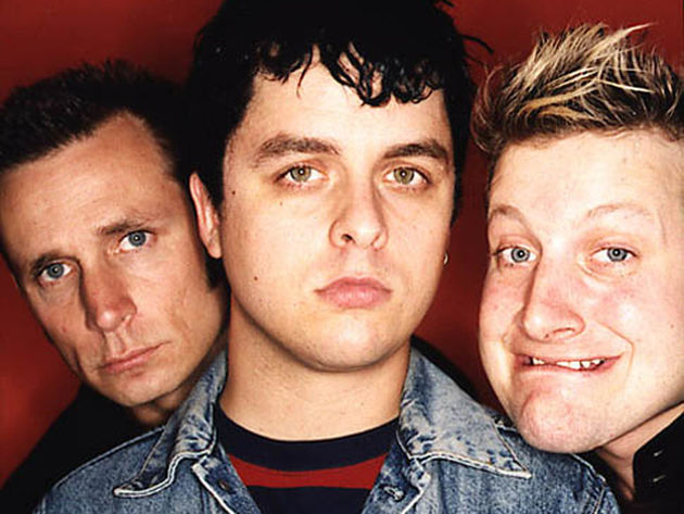 Green Day are making their next album with Butch Vig