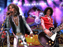 Aerosmith defend Guitar Hero game