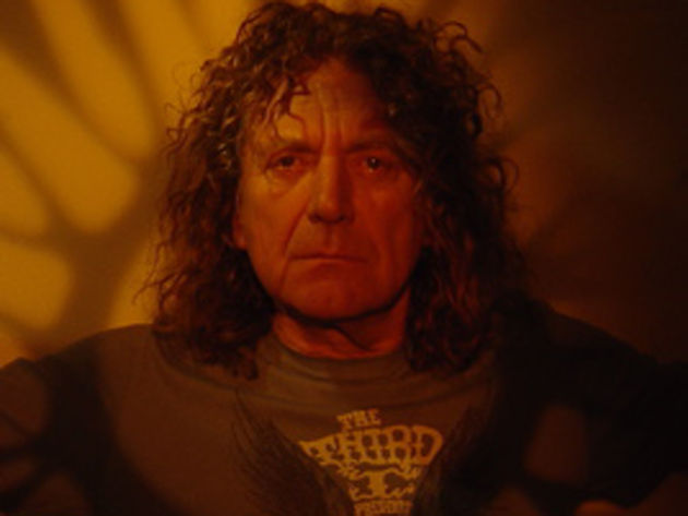 Robert Plant: He prefers bluegrass to bombast.