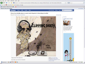Death Magnetic remix campaign hits Facebook