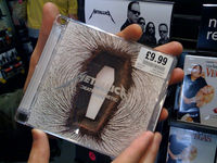 Metallica: Death Magnetic is in shops now