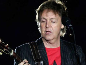 Paul McCartney rocks Tel Aviv in historic concert