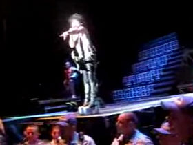 Paul Stanley goes off on fan at KISS concert