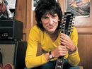 Rolling Stones' Ronnie Wood records track with Starsailor