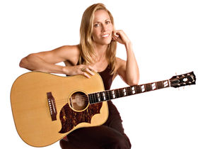 Sheryl Crow gives away album to voters