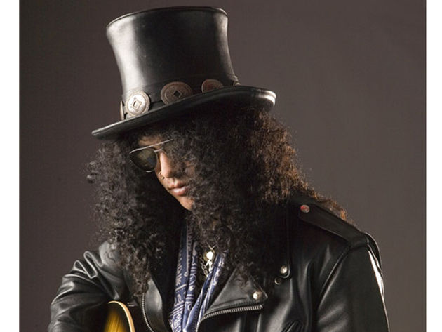 Slash still hearts Axl
