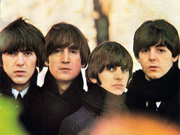 The Beatles For Sale. On a T-shirt