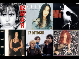 U2 and Cher fan ordered to destroy record collection