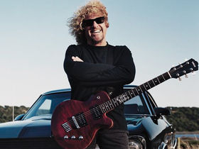 Sammy Hagar blames tequila for Zeppelin comment