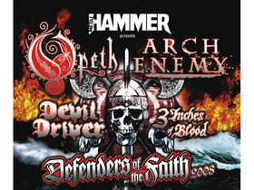 Metal Hammer Defenders of the Faith tour hits the UK