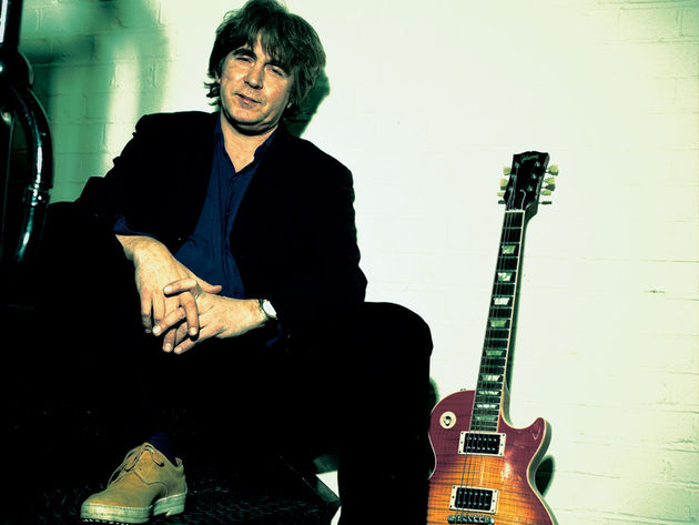 Mick Taylor: one of the best, and most underrated electric blues guitarists of all time