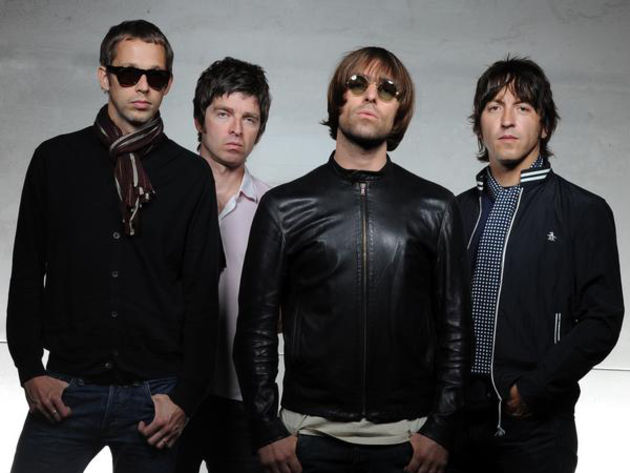 Oasis are back on form