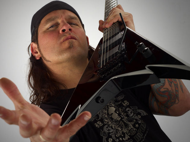 Machine Head's Phil Demmel will be on hand to judge your most metal riffs
