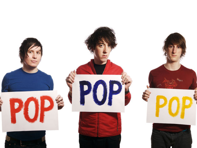 The Wombats go pop