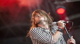 Rival Sons' Jay Buchanan talks vocal heroes, honesty and Van Morrison