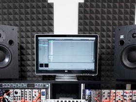 In pictures: Kirk Degiorgio's studio
