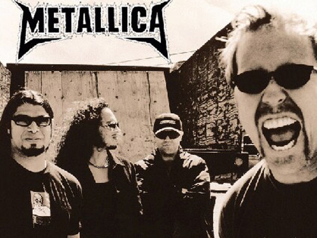 Metallica: real guitar heroes