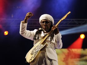 Nile Rodgers on the Hitmaker, Daft Punk and Hendrix
