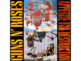Appetite For Destruction to be re-released with original artwork