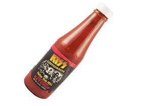 KISS announce Hotter Than Hell ketchup