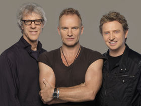 The Police top 10 richest music stars of 2008