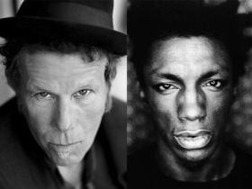 "Tom Waits and Tricky collaborate, equals: ""Tom Waits on acid"""