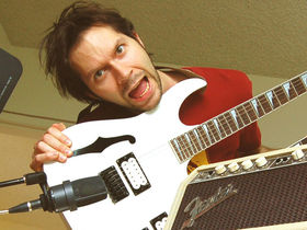 MusicRadar podcast: Paul Gilbert