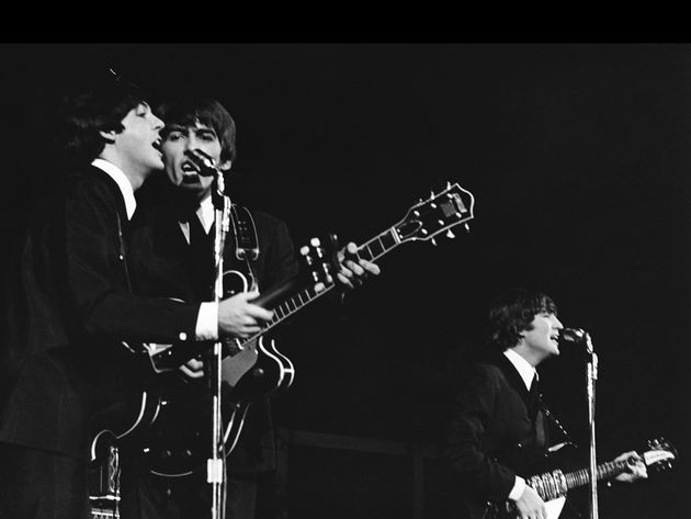 Beatles in America, 1964