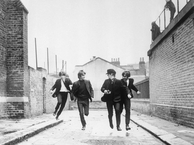 A Hard Days Night, 1964