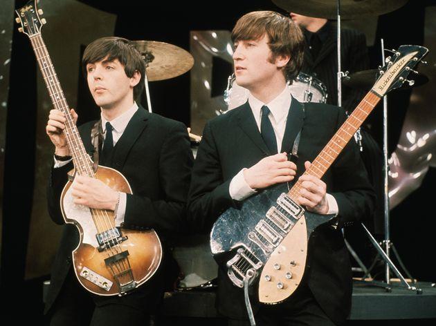 Paul and John, 1964